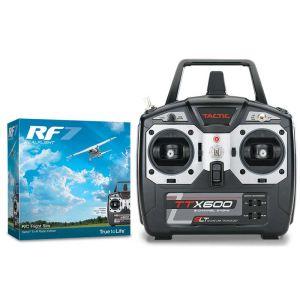 Revell Simulateur de vol avion Real Flight TTX600 M2