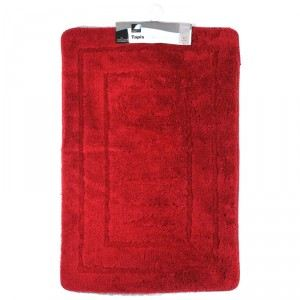 Tapis contour wc rouge comparer 179 offres - Contour de bain acrylique ...
