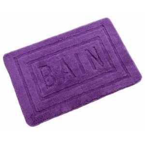 Tapis contour wc violet comparer 48 offres - Contour de bain acrylique ...