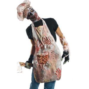 Déguisement tablier boucher Halloween