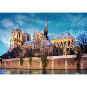 Dtoys Paysages : Cathédrale Notre Dame de Paris - Puzzle 500 pièces