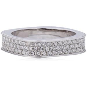 "Swarovski 5017114 - Bague ""Vio Crystal ""en métal pour femme"