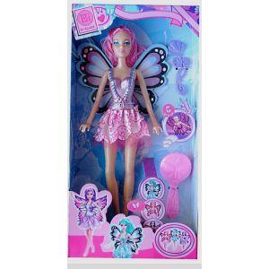 B&G International Poupee fée papillon (29 cm)