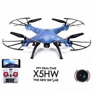 Symantec X5HW FPV avec caméra HD 720p altimètre - Drone