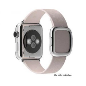 Apple MJ592ZM/A - Bracelet Apple Watch 38mm boucle moderne rose doux