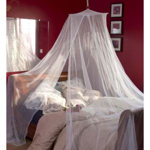 Moskitop Moustiquaire de lit 2 personnes