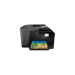 HP OfficeJet Pro 8718 - Imprimante multifonctions couleur jet d'encre