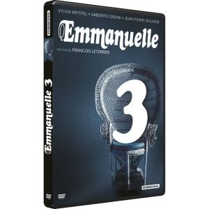 DVD - réservé Good-bye Emmanuelle
