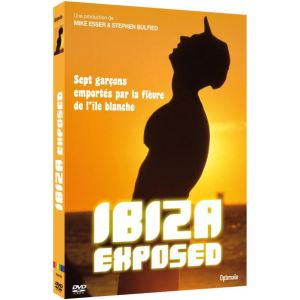 DVD - réservé Ibiza exposed