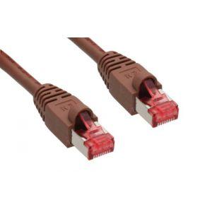 Inline 76430K - Câble patch UTP Cat.6 15m