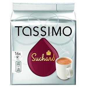 Tassimo 16 dosettes T-Discs Suchard