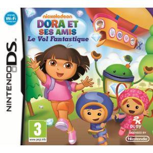 Dora et ses amis - Le vol fantastique sur NDS