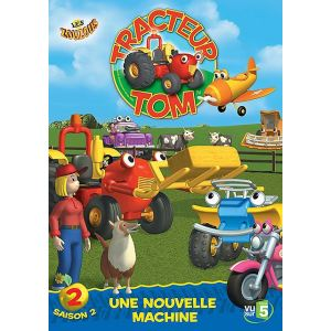 Tracteur Tom - Saison 2 - Volume 2 : Une nouvelle machine