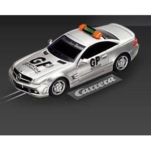 Carrera Toys 61180 - AMG Mercedes SL 63 Safety Car pour circuit Go!!!