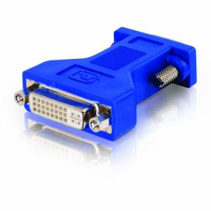 C2g 81221 - Adaptateur vidéo DVI-a femelle vers VGA HD15 mâle