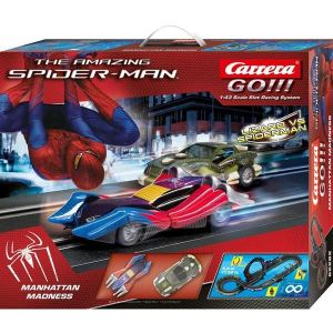 Carrera Toys Go!!! 62282 - Circuit Manhattan Madness The Amazing Spiderman