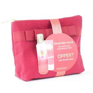 Roger & Gallet Gingembre Rouge - Coffret eau fraîche parfumée et gel douche dynamisant