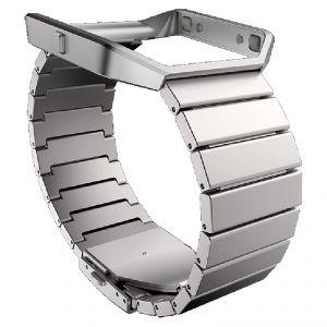 Fitbit Bracelet pour Blaze en acier inox.