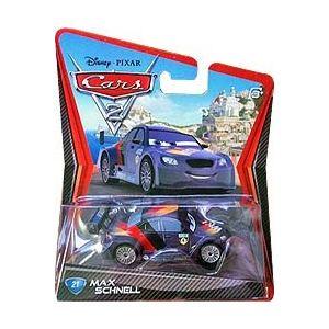 Mattel Cars 2 Max Schnell