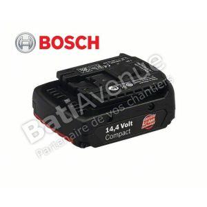 Bosch 2607336150 - Batterie Lithium-Ion 14,4V 1,3Ah pour outillage électroportatif