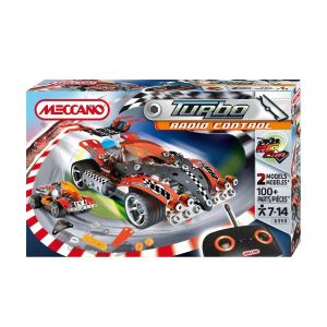 Meccano Turbo racing car radiocommandé