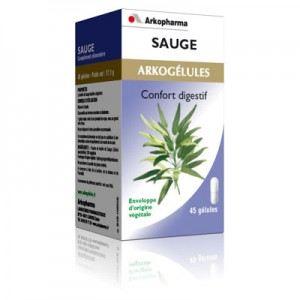 Arkopharma Arkogélules Sauge - Confort digestif