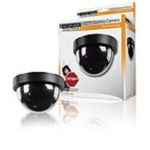 König SEC-DUMMYCAM50 - Camera de surveillance dôme factice