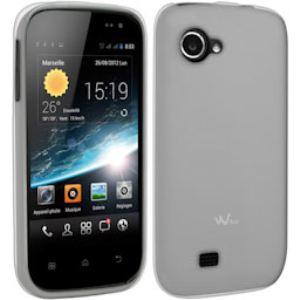 Mocca GWIS01 - Coque en silicone pour Wiko Cink Slim
