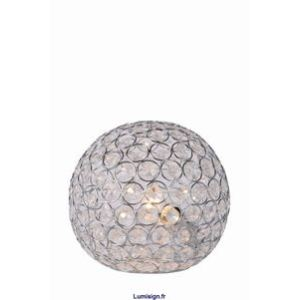 Lucide 71532/01/60 - Lampe de table Ayla en verre