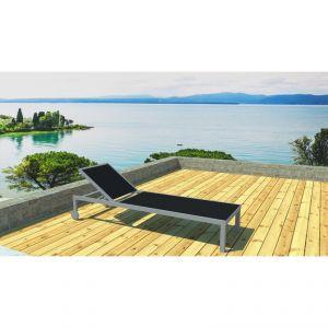 transat de jardin comparer 3416 offres. Black Bedroom Furniture Sets. Home Design Ideas