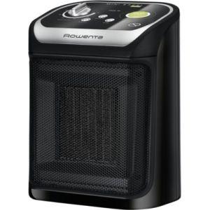 Rowenta MiniCeram Excel Eco (SO9265F0) - Radiateur soufflant avec minuterie 1800 Watts