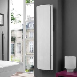radiateur electrique vertical 1500 comparer 123 offres. Black Bedroom Furniture Sets. Home Design Ideas