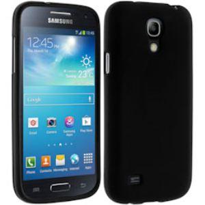 Avizar TPU-BLACK-I9190 - Coque souple pour Samsung Galaxy S4 Mini I9190