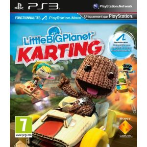 Little Big Planet Karting sur PS3