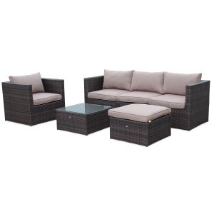salon de jardin alice garden comparer 205 offres. Black Bedroom Furniture Sets. Home Design Ideas