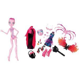 Mattel Monster High Transformation Émotion enivrante/douteuse