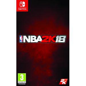 NBA 2K18 sur Switch