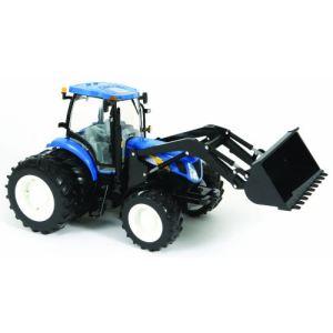Big Farm 42426 - Tracteur NH T7050 avec chargeur