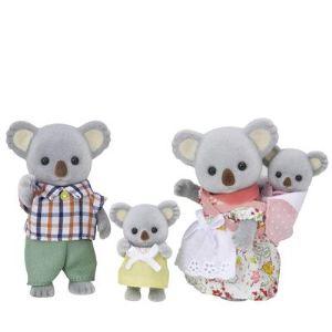 Epoch Sylvanian Families 3554 - Famille koala