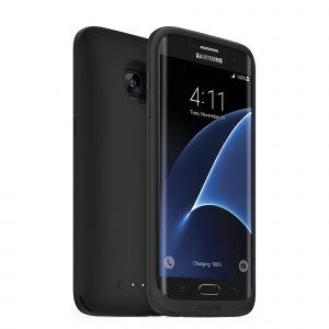 Mophie NA3409_JP-SGE2-BLK - Coque batterie pour Samsung Galaxy S7 Edge