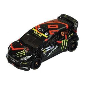 IXO-Models RAM470 - Ford Fiesta Sr Wrc Monza Rally 2011 - Echelle 1/43