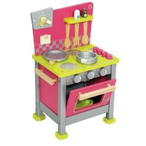 House of Toys Ma première cuisinière en bois