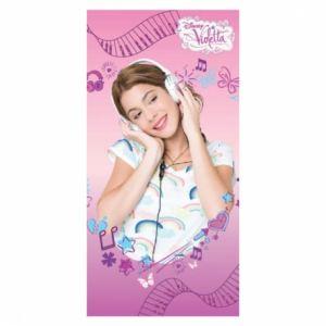 Drap de bain Violetta Music (70 x 140 cm)