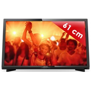 Philips 24PHT4031/12 - Téléviseur LED 61 cm HD TV
