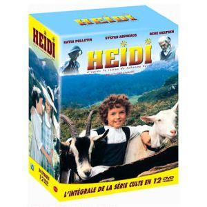 Coffret Heidi - L'intégrale avec Katia Polletin