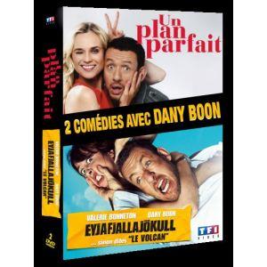 "2 comédies avec Dany Boon: Un plan parfait + Eyjafjallajökull... sinon dites ""Le volcan"""