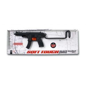 Edison Giocattoli Mitraillette 13 coups Uzimatic Soft Touch 50,5 cm
