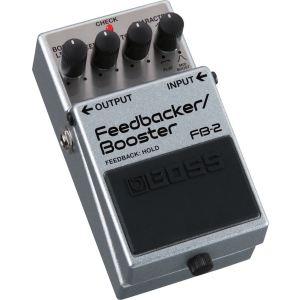 Boss Effect FB-2 - Pédale d'effet Feedbacker / Booster pour guitare électrique