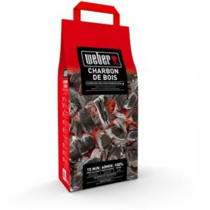 Weber Sac de 5 kg de charbon de bois