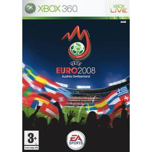 UEFA Euro 2008 sur XBOX360
